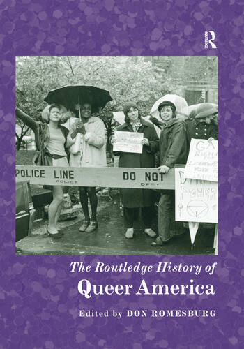 The Routledge History of Queer America book cover