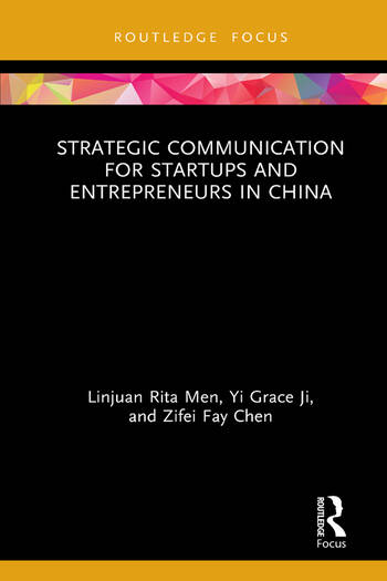 Strategic Communication for Startups and Entrepreneurs in China book cover