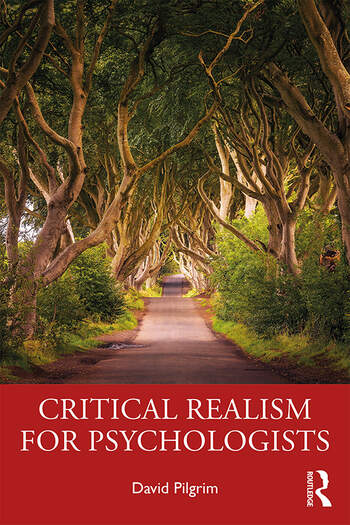 Critical Realism for Psychologists book cover