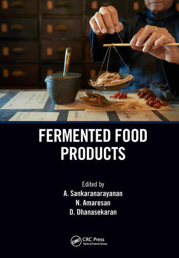 Fermented Food Products book cover