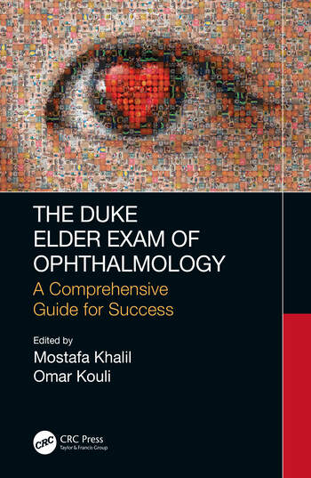 The Duke Elder Exam of Ophthalmology A Comprehensive Guide for Success book cover