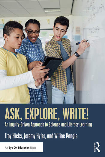 Ask, Explore, Write! An Inquiry-Driven Approach to Science and Literacy Learning book cover
