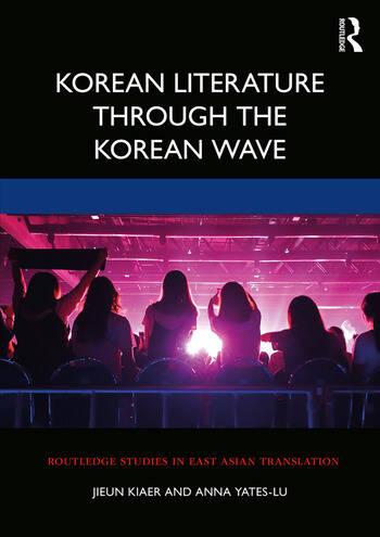 Korean Literature Through the Korean Wave book cover