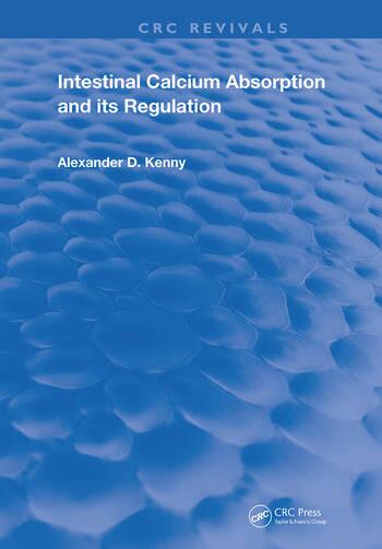 Intestinal Calcium Absorption & Its Regulation book cover