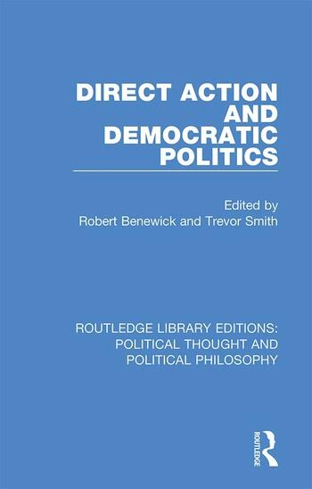 Direct Action and Democratic Politics book cover