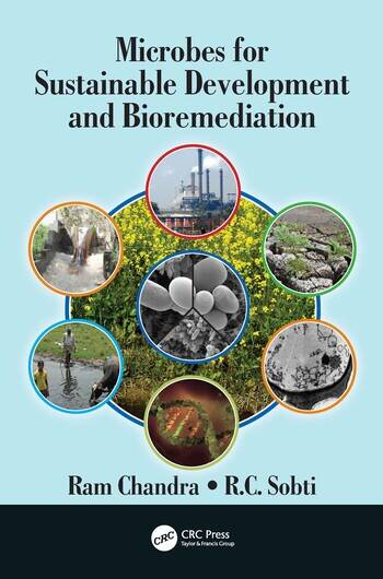 Microbes for Sustainable Development and Bioremediation book cover