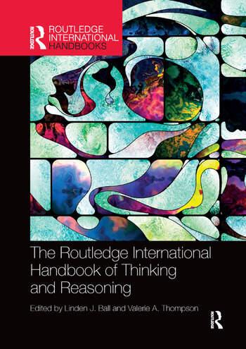 International Handbook of Thinking and Reasoning book cover