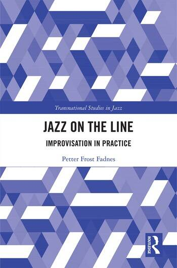 Jazz on the Line Improvisation in Practice book cover