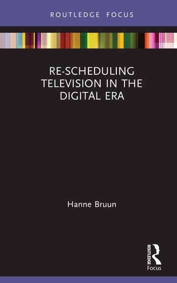 Re-scheduling Television in the Digital Era book cover
