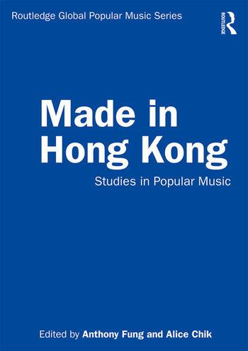 Made in Hong Kong Studies in Popular Music book cover