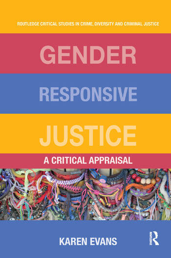Gender Responsive Justice A Critical Appraisal book cover