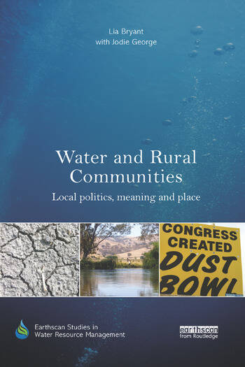 Water and Rural Communities Local Politics, Meaning and Place book cover