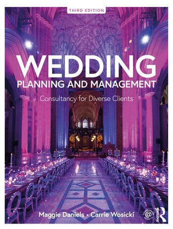Wedding Planning and Management Consultancy for Diverse Clients book cover