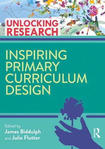 Inspiring Primary Curriculum Design book cover