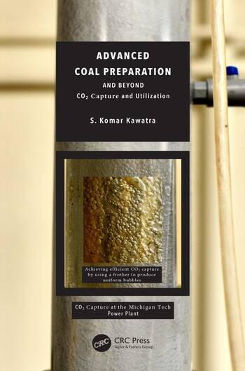Advanced Coal Preparation and Beyond CO2 Capture and Utilization book cover