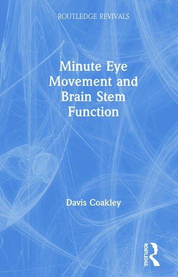 Minute Eye Movement and Brain Stem Function book cover