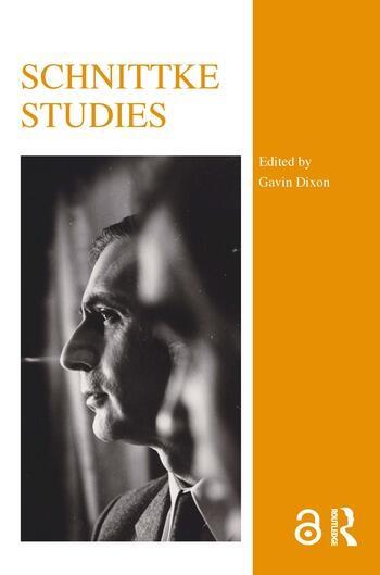 Schnittke Studies book cover