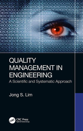 Quality Management in Engineering A Scientific and Systematic Approach book cover