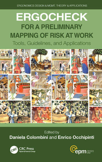 ERGOCHECK for a Preliminary Mapping of Risk at Work Tools, Guidelines, and Applications book cover