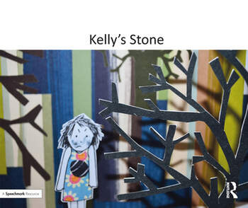 Kelly's Stone A Therapeutic Story About Loss book cover