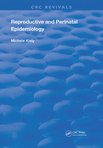 Reproductive and Perinatal Epidemiology book cover