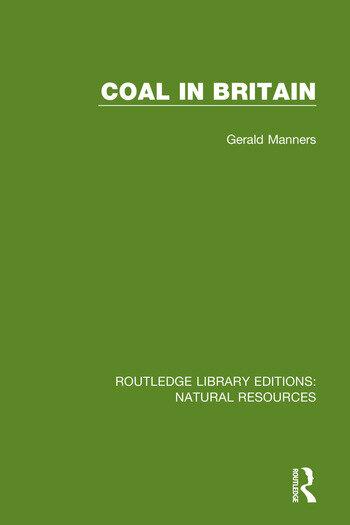 Coal in Britain book cover