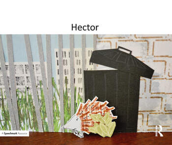 Hector A Therapeutic Story About Worries book cover