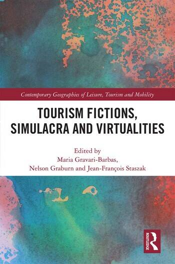 Tourism Fictions, Simulacra and Virtualities book cover