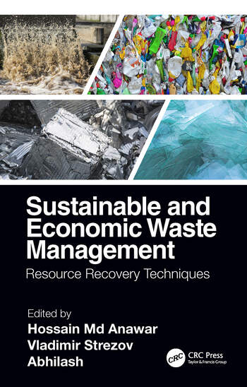 Sustainable and Economic Waste Management Resource Recovery Techniques book cover
