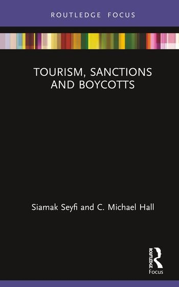 Tourism, Sanctions and Boycotts book cover