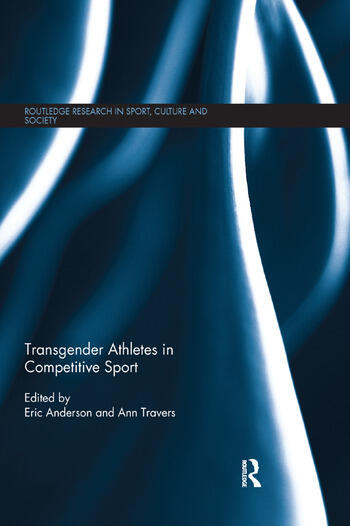 Transgender Athletes in Competitive Sport book cover