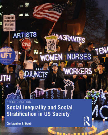 Social Inequality and Social Stratification in US Society book cover