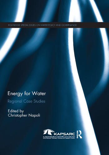 Energy For Water Regional Case Studies book cover