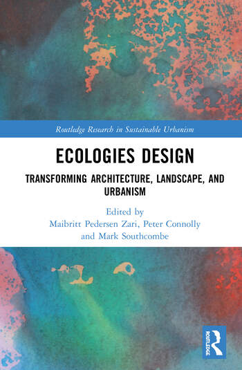 Ecologies Design Transforming Architecture, Landscape, and Urbanism book cover