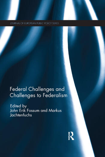 Federal Challenges and Challenges to Federalism book cover