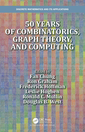 50 years of Combinatorics, Graph Theory, and Computing book cover