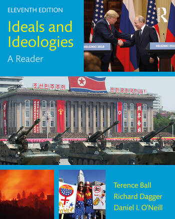 Ideals and Ideologies A Reader book cover