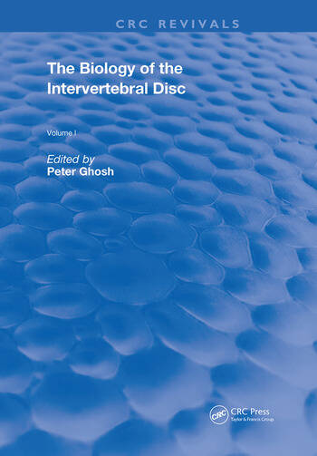 Biology Of Invertebral Disc book cover