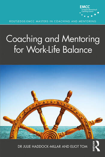 Coaching and Mentoring for Work-Life Balance book cover