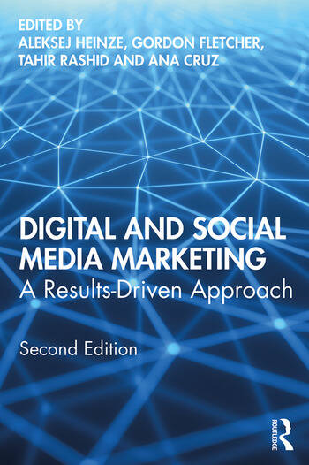 Digital and Social Media Marketing A Results-Driven Approach book cover