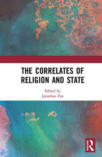 The Correlates of Religion and State book cover