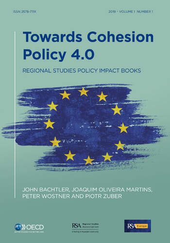 Towards Cohesion Policy 4.0 Structural Transformation and Inclusive Growth book cover