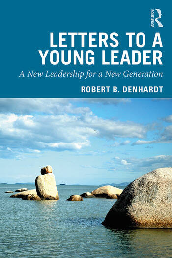 Letters to a Young Leader A New Leadership for a New Generation book cover