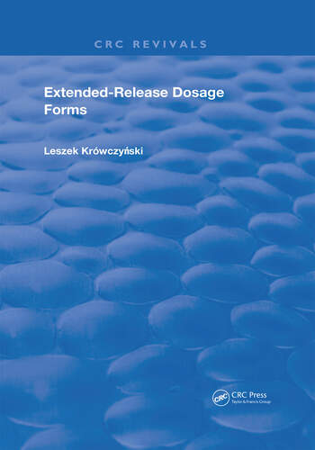 Extended-Release Dosage Forms book cover