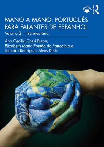 Mano a Mano: Português para falantes de espanhol Volume 2 – Intermediário book cover