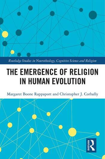 The Emergence of Religion in Human Evolution book cover