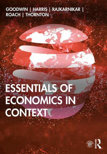 Essentials of Economics in Context book cover