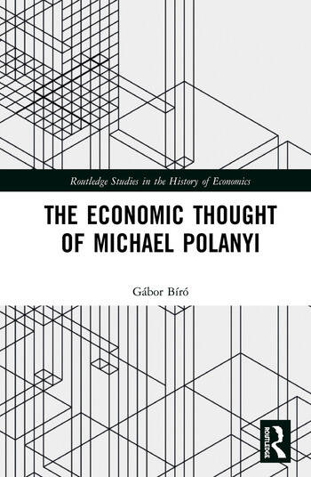 The Economic Thought of Michael Polanyi book cover