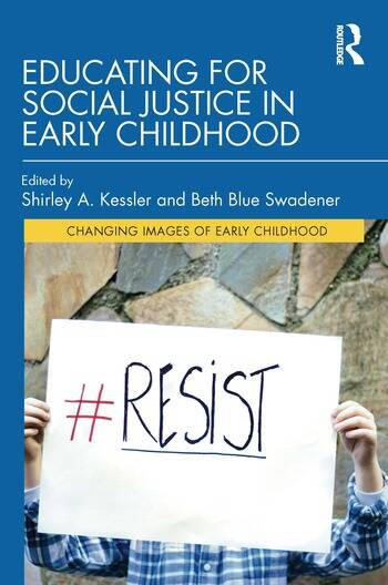 Educating for Social Justice in Early Childhood book cover