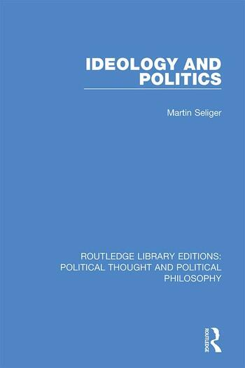Ideology and Politics book cover